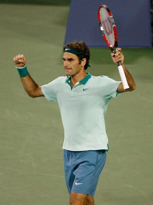 2014-08-15 Roger Federer