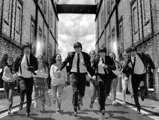 Beatles chase