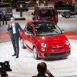 Fiat 500 gets sportier look, standard turbo engine