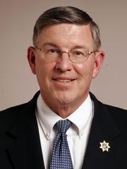 Putnam Sheriff Donald B. Smith