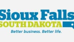 Logo for the Sioux Falls Development Foundation.