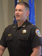 Door County Sheriff's Department Chief Deputy Pat McCarty