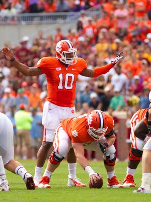 The No. 4 Clemson Tigers and quarterback Tajh Boyd will get a visit from No. 5 Florida State in one of the biggest games in ACC history.