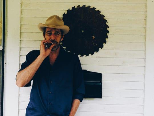 Singer-songwriter Harlan T. Bobo kicks off the River Series on Sunday.