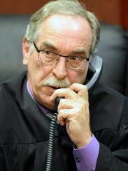 Clinton Township's 41B District Court Magistrate Daniel
