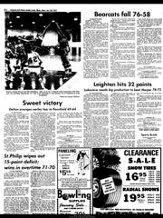 Battle Creek Sports History: Week of Jan. 25, 1977
