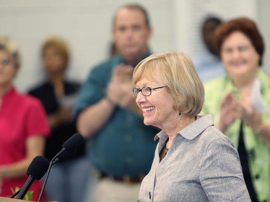 2nd Judicial Circuit Public Defender Nancy Daniels