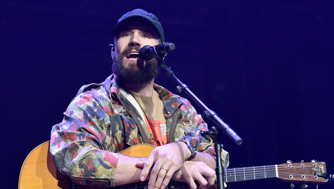 Sam Hunt is a nominee for the 2018 ACM Awards.