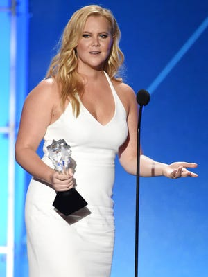 Amy Schumer's inclusion in Glamour magazine's 'plus' size issue sparked renewed discussion about   the media's double standard when it comes to weight.