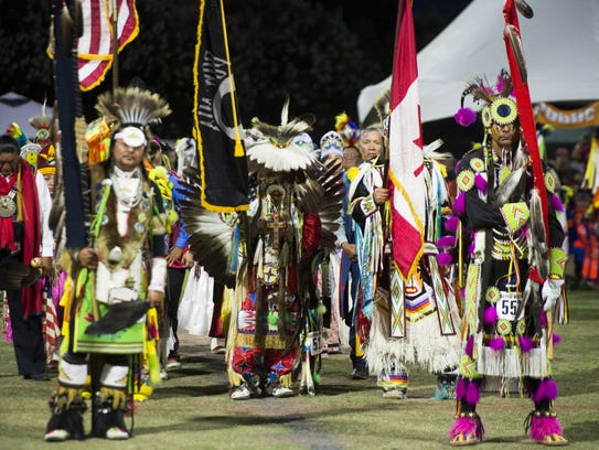 Gourd dancing, an Easter egg hunt, and the Tiny Tots Grand Entry will be at ASU's Pow Wow.