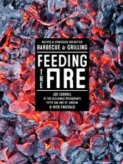 """Feeding The Fire "" by Joe Carrol land Nick Fauchald."