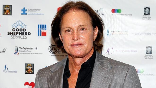 Bruce Jenner in 2013.