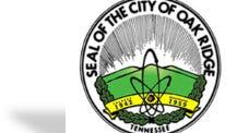 City of Oak Ridge seal