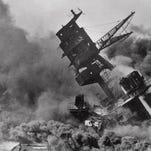 Watch: Pearl Harbor then and now
