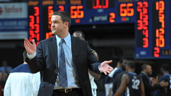 FILE -- Will Brandon Miller return to Butler's sideline this season -- or at all?