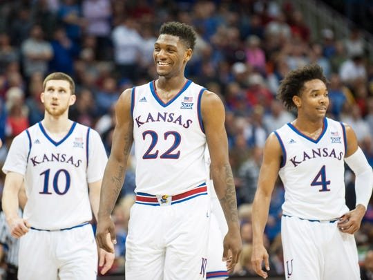 Kansas won the Big 12 for a 14th year in a row. Is