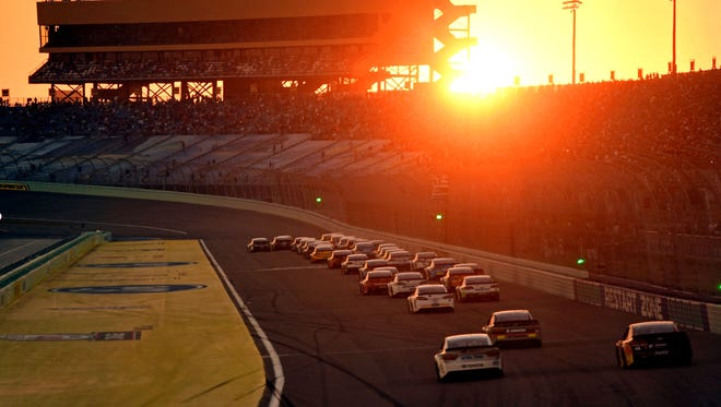 The sun set on NASCAR's 2016 season Nov. 20 at Homestead-Miami Speedway, giving way to a 2017 with a new series sponsor and a revised points system.