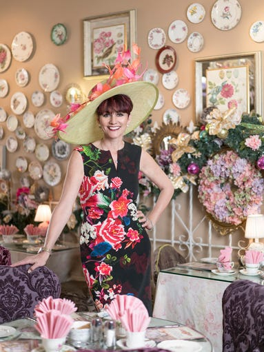Top Spots For A Traditional High Tea
