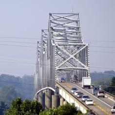 Bridge alert: Weeklong lane closures coming up