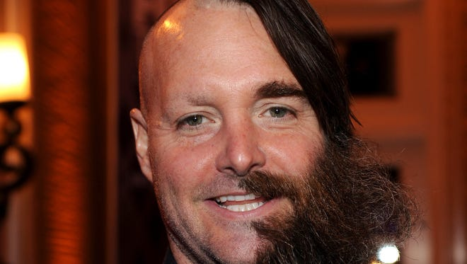There are no words for Will Forte's new look.