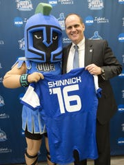 Coach Pete Shinnick and the University of West Florida