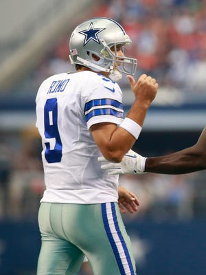Tony Romo and Dez Bryant look primed for big games during the fantasy playoff season.
