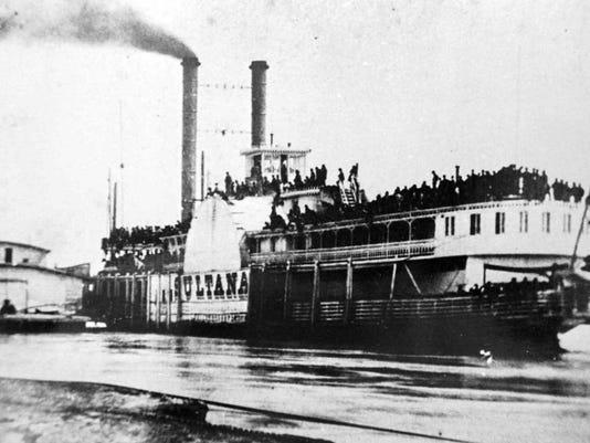 Cincinnati's Sultana: The tragedy America ignored