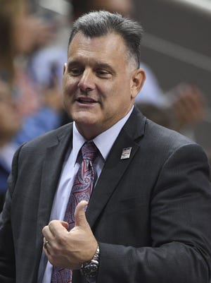 Steve Penny was named president and CEO of USA Gymnastics in April 2005.