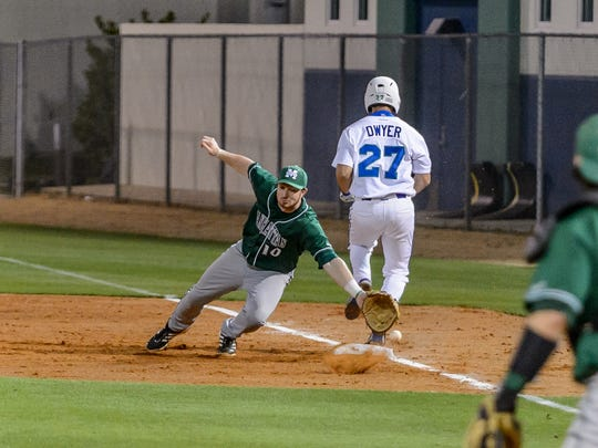 Former FGCU outfielder Sean Dwyer is a new assistant at East Tennessee University.
