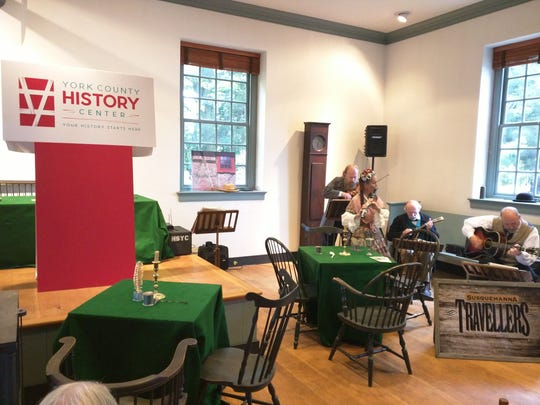 The York County Heritage Trust  is now called the York