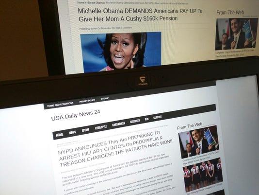 AP FRANCE MACEDONIA FAKES NEWS I FRA