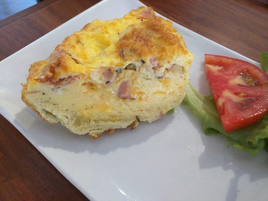 Chelsea's Gourmet Market and Café's piping hot capicola