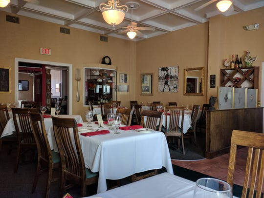 Bistro Fourchette in Vero Beach has a prix fixe menu