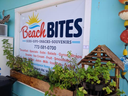 Beach Bites is at 1840 Wabasso Beach Rd. in Vero Beach.