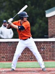 Delone Catholic graduate Brett Smith is batting leadoff for the Bucknell baseball team. He's hitting .279.