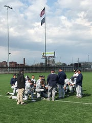 After Friday's loss in Game 1, Schoolcraft College