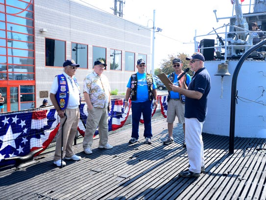 From the inaugural Subfest in 2015: Wisconsin Maritime