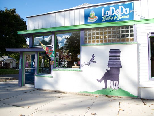 LaDeDa can be found at 1624 New York Ave., Manitowoc.