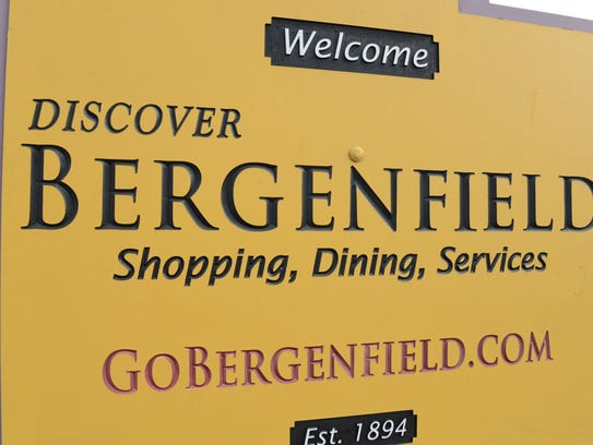 Bergenfield Welcome Sign