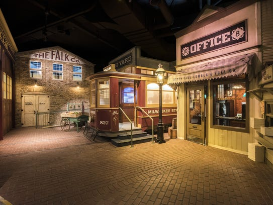 Streets of Old Milwaukee at Milwaukee Public Museum