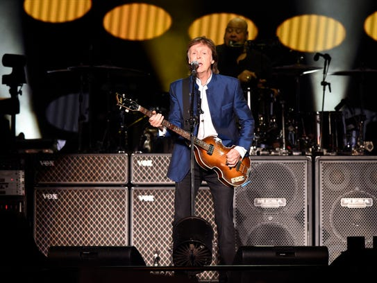 Expect Paul McCartney to reach deep into his Beatles