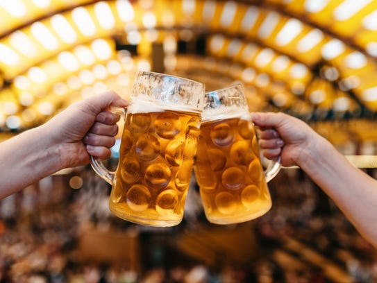 There are several Oktoberfest and other beer-related