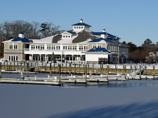 In this file photo, the Ocean Pines Yacht Club.