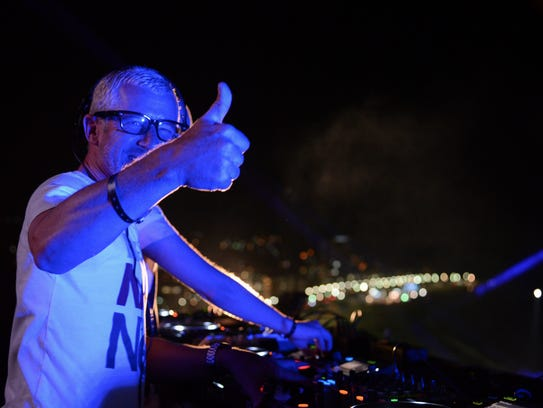 Above & Beyond headlined an exclusive musical performance