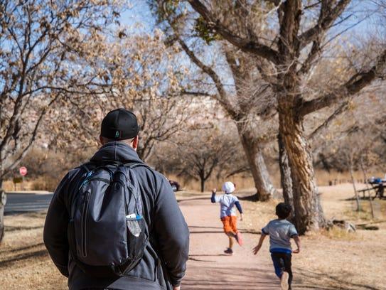 Families can enjoy hiking, biking, fishing and horseback