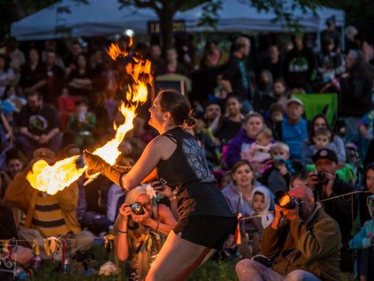Redding Fire Fest
