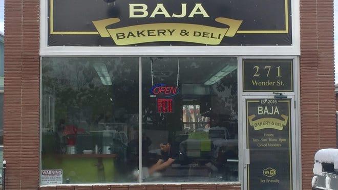 Baja Bakery & Deli lies just off Wells Avenue on Wonder Street.
