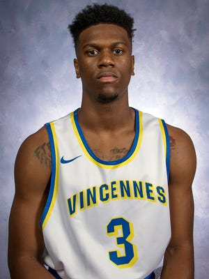 Harrison grad C.J. Hedgepeth is playing for Vincennes U.