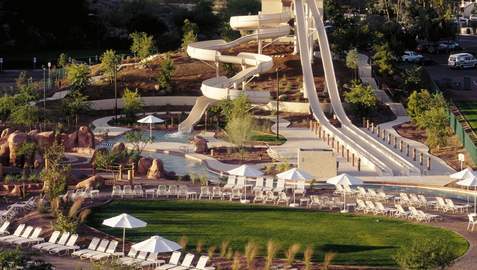 Best hotel water parks in metro Phoenix: 7 resorts where families can surf, slide, splash
