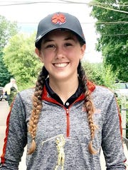 Kira Moore won the two-day Richland County Junior Golf Tournament by one stroke.